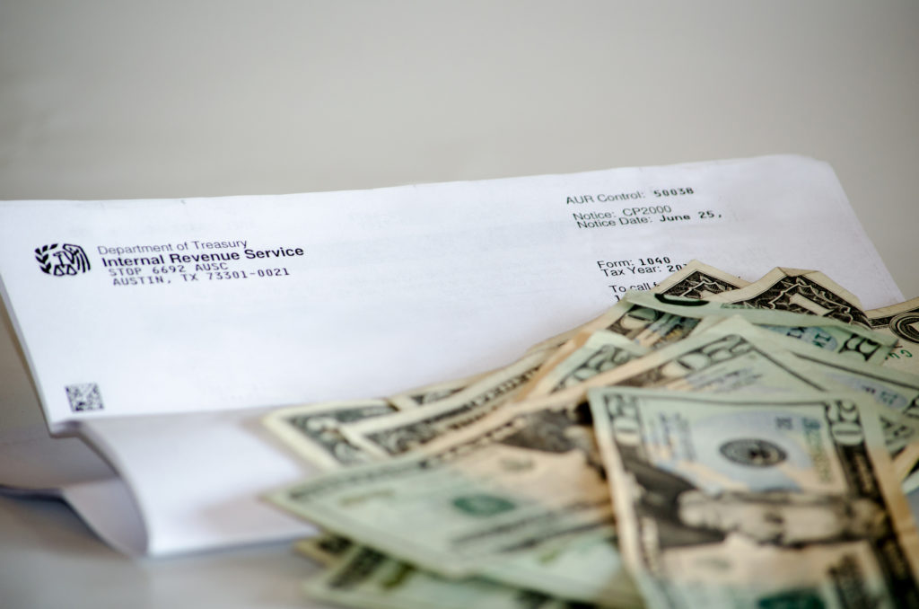 IRS tax debt in Chicago, Chicago tax attorney